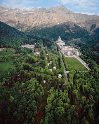 Il Santuario di Oropa, foto E20&Progetti